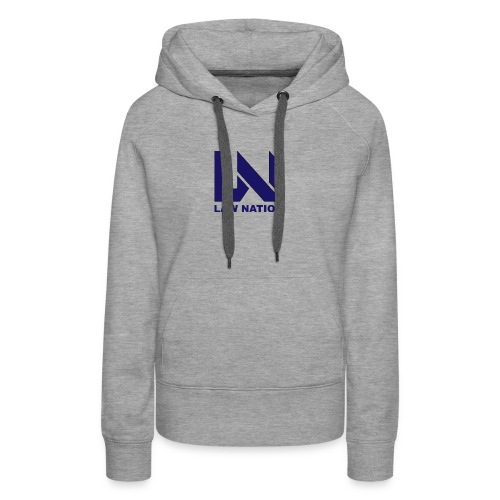 Law Nation - Women's Premium Hoodie