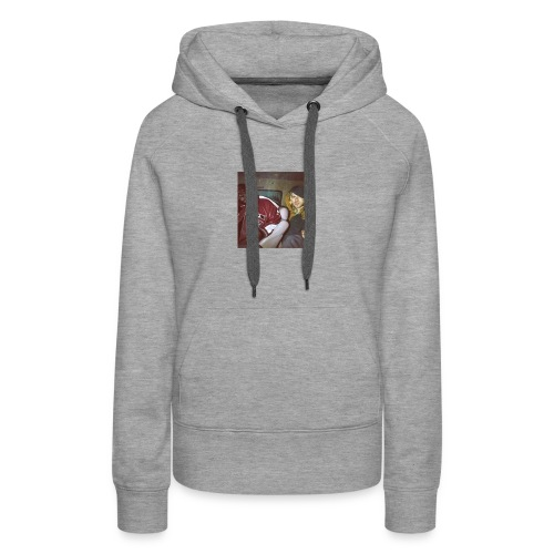 Biggie and Kurt Cobain - Women's Premium Hoodie