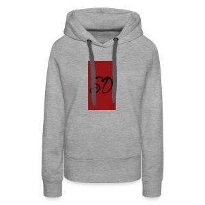 red sd - Women's Premium Hoodie