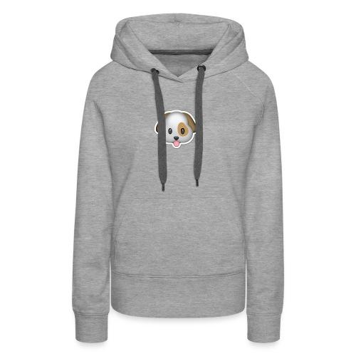 Dog Face - Women's Premium Hoodie
