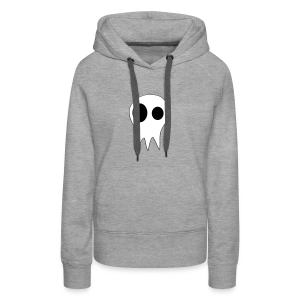 The Grims Skull Logo - Women's Premium Hoodie