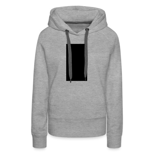 Black Rectangle - Women's Premium Hoodie