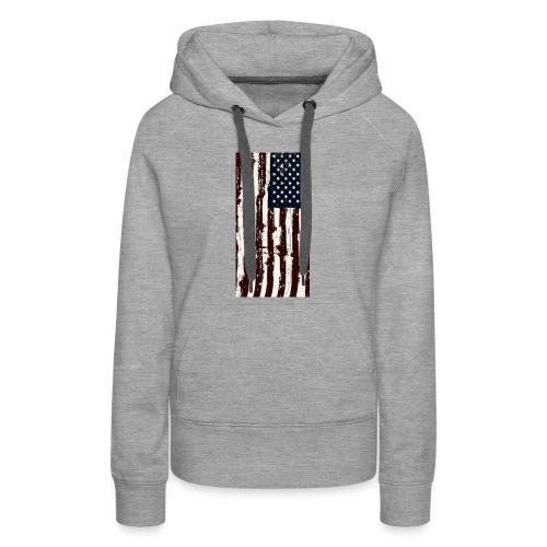 Hanging Flag - Women's Premium Hoodie