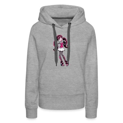 amazing draculaura shirt - Women's Premium Hoodie