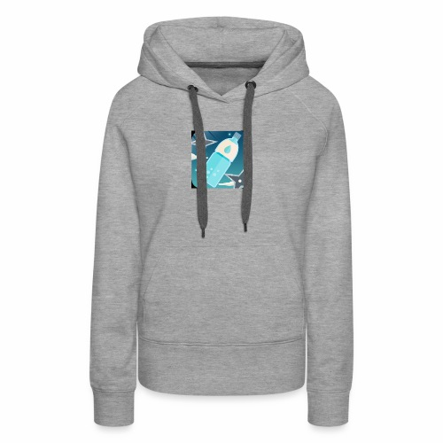 shophussin.com - Women's Premium Hoodie