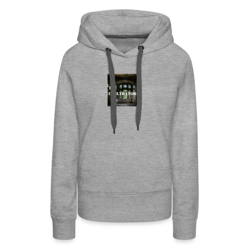 The Infiltrators Main Logo - Women's Premium Hoodie