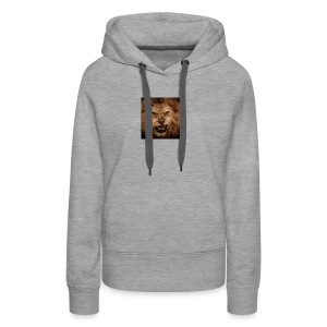 King of the jungle - Women's Premium Hoodie
