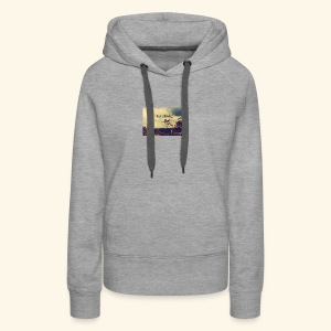 stay strong calforina - Women's Premium Hoodie