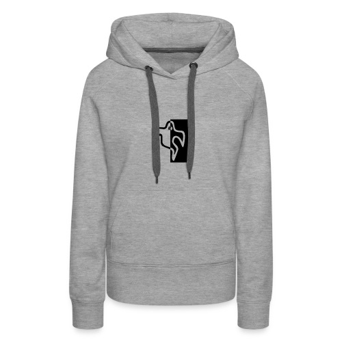 Ghost / Ghost Icon - Women's Premium Hoodie