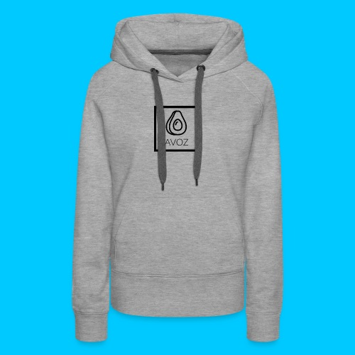 The Avocado - Women's Premium Hoodie