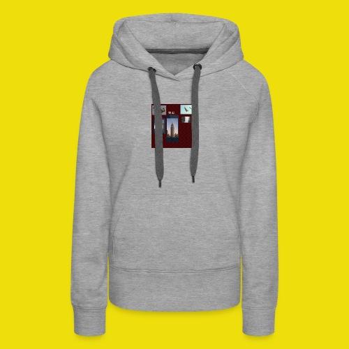 tlg 1 - Women's Premium Hoodie