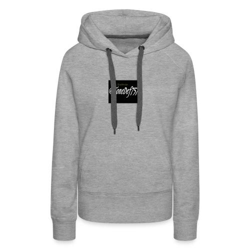 Tonedef757 - Women's Premium Hoodie