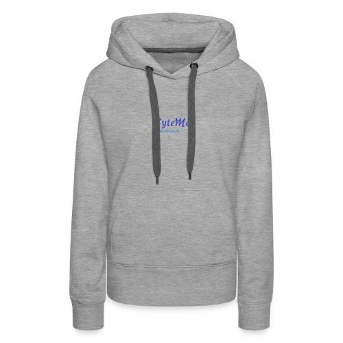 ByteMc Merch - Women's Premium Hoodie