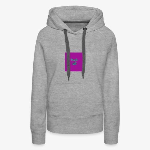 Purple Life - Women's Premium Hoodie
