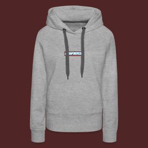 Camfierce logo - Women's Premium Hoodie