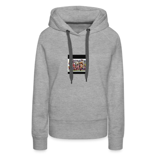 Phily Support Philly - Women's Premium Hoodie
