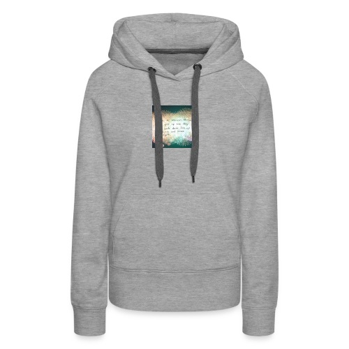 Warriors - Women's Premium Hoodie