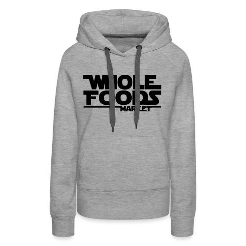 WHOLE_FOODS_STAR_WARS - Women's Premium Hoodie