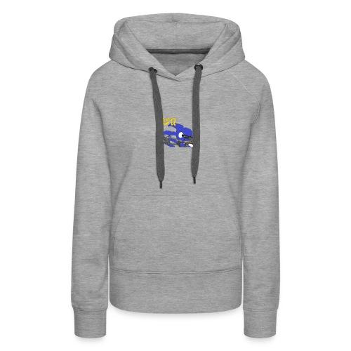 DSQ Logo - Women's Premium Hoodie