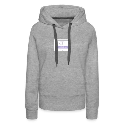 PriscillaRomo savage hoodie - Women's Premium Hoodie