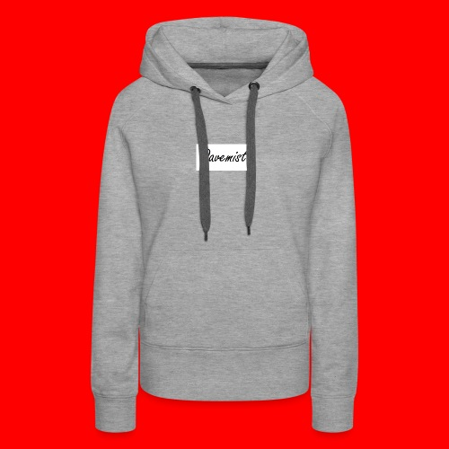 Davemist Titled Products - Women's Premium Hoodie