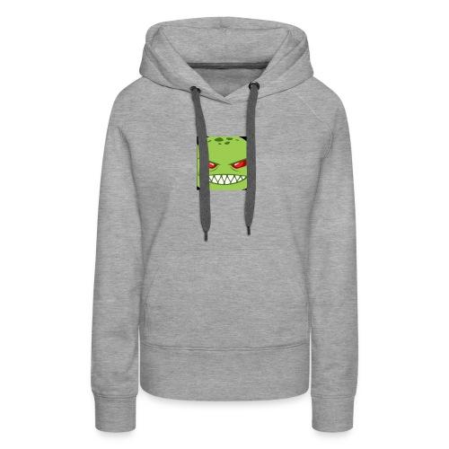ItzGremlin Black Kids Shirt - Women's Premium Hoodie