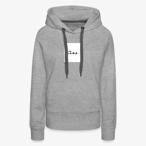 Gaming toward the next level - Women's Premium Hoodie