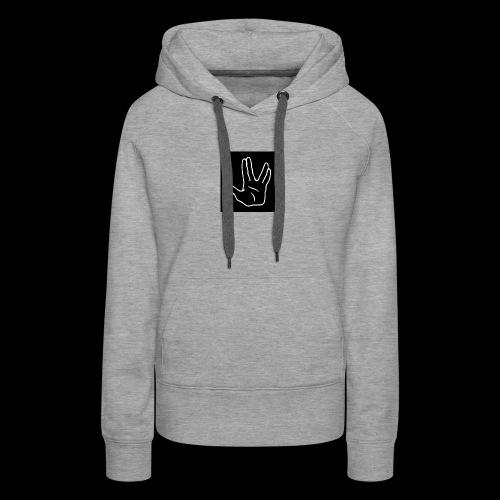The grid apparel - Women's Premium Hoodie