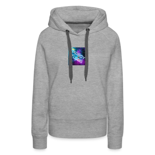Buttons and Badges - Women's Premium Hoodie