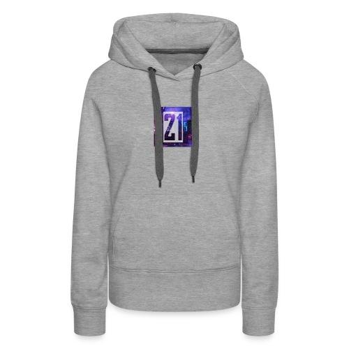 21 - Women's Premium Hoodie