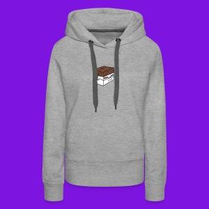 Yakmage Head T-Shirt - Women's Premium Hoodie
