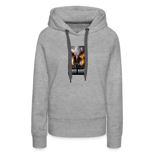 gamer man0 - Women's Premium Hoodie