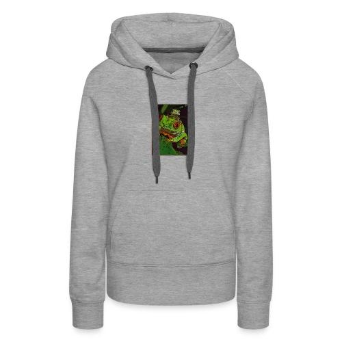 Happy Froggy - Women's Premium Hoodie