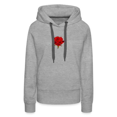 Rose For My Sweet - Women's Premium Hoodie