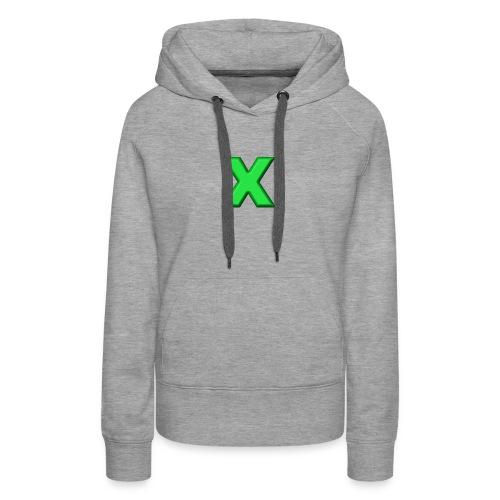 X - Women's Premium Hoodie