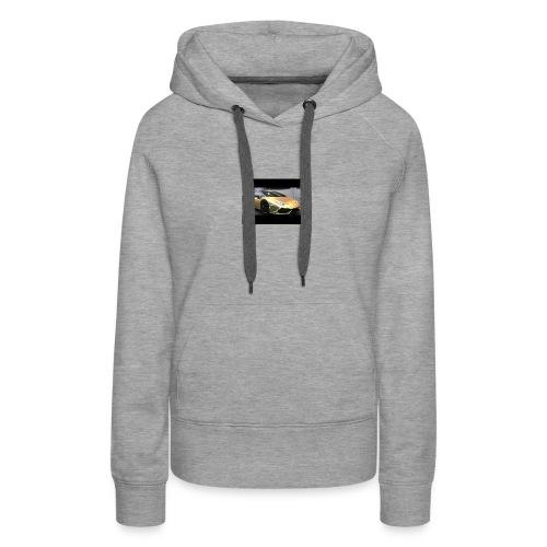 Ima_Gold_Digger - Women's Premium Hoodie