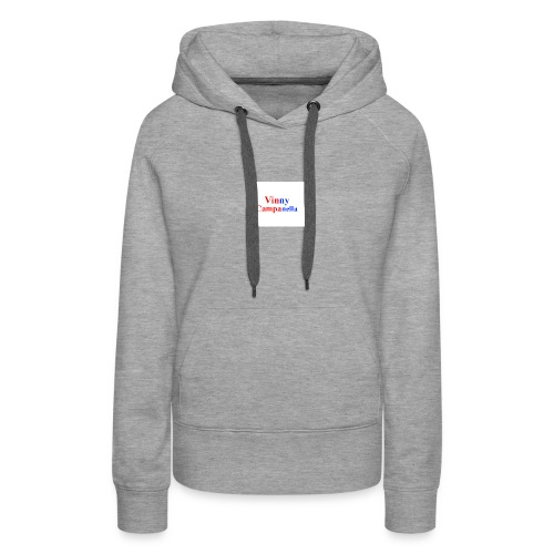 Logo For My Youtube - Women's Premium Hoodie