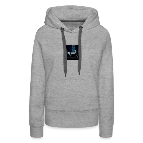 Typical peace keeper shirt - Women's Premium Hoodie