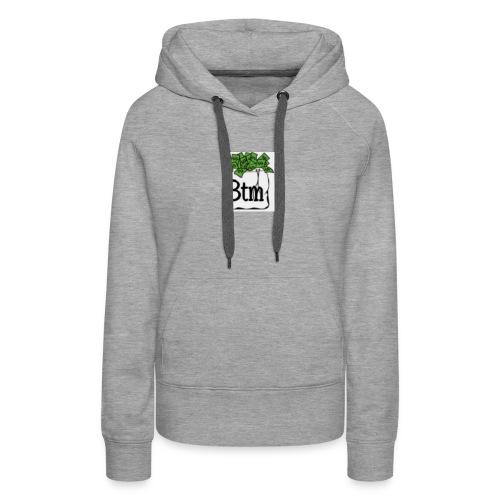 Btm shirts - Women's Premium Hoodie