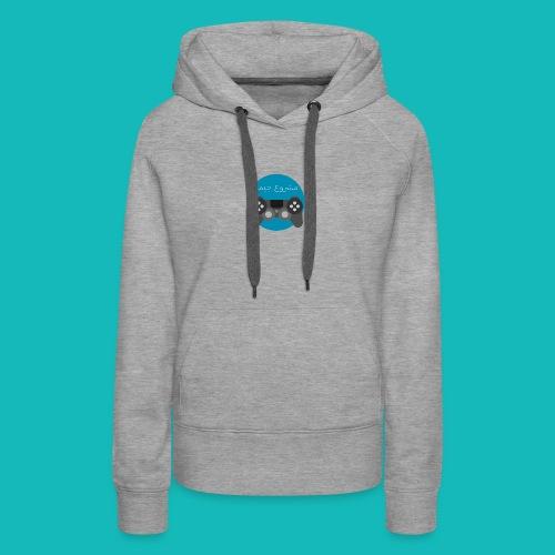 Mashrou3 Gamer Logo Products - Women's Premium Hoodie