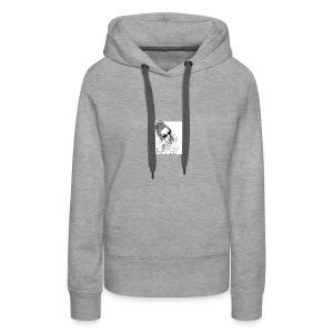 Fashionable Pin - Women's Premium Hoodie
