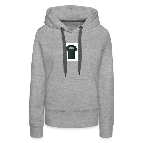 Black T Shirt - Women's Premium Hoodie