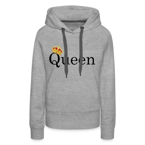 Queen | Yes you are - Women's Premium Hoodie