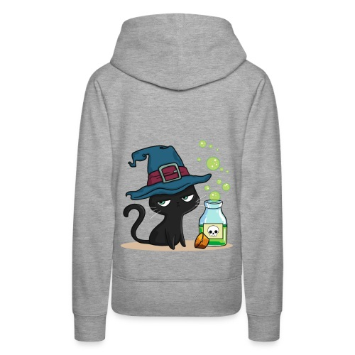 that macical cat - Women's Premium Hoodie