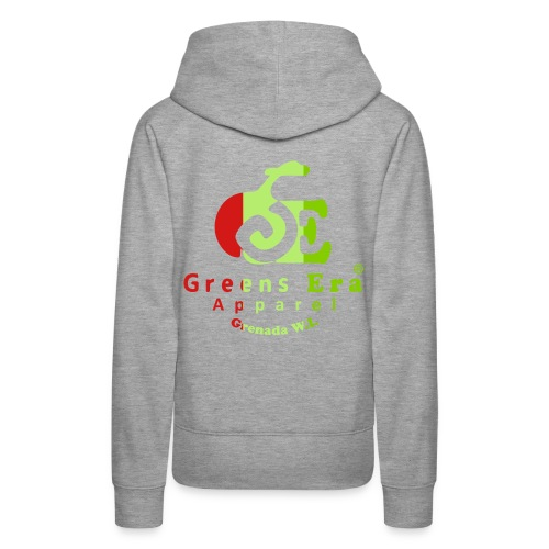 Greens Era Official Apparel - Women's Premium Hoodie