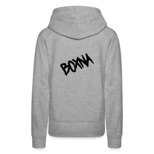 Boxna - Women's Premium Hoodie
