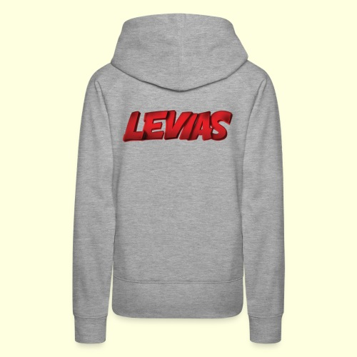 LEVIAS - Women's Premium Hoodie