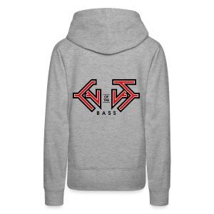 Cult Of the Bass Logo Shirt - Women's Premium Hoodie