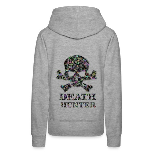 death hunter - Women's Premium Hoodie