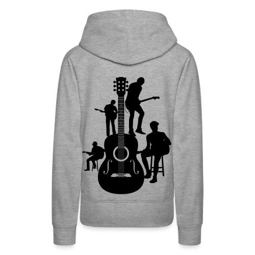 Musical5 - Women's Premium Hoodie